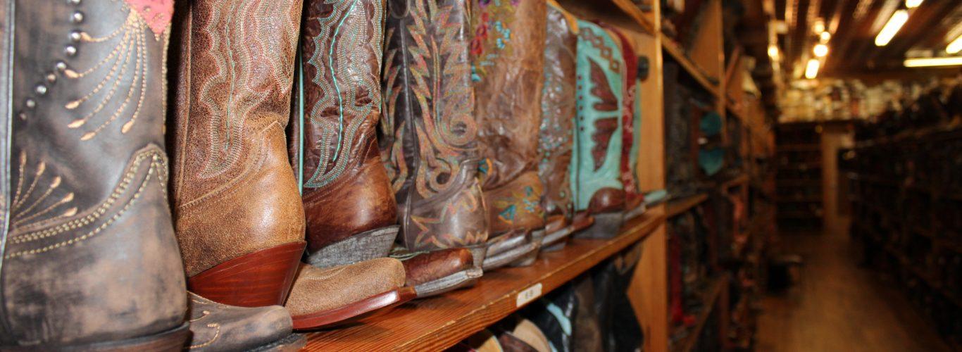 Allens Boots Austin Texas